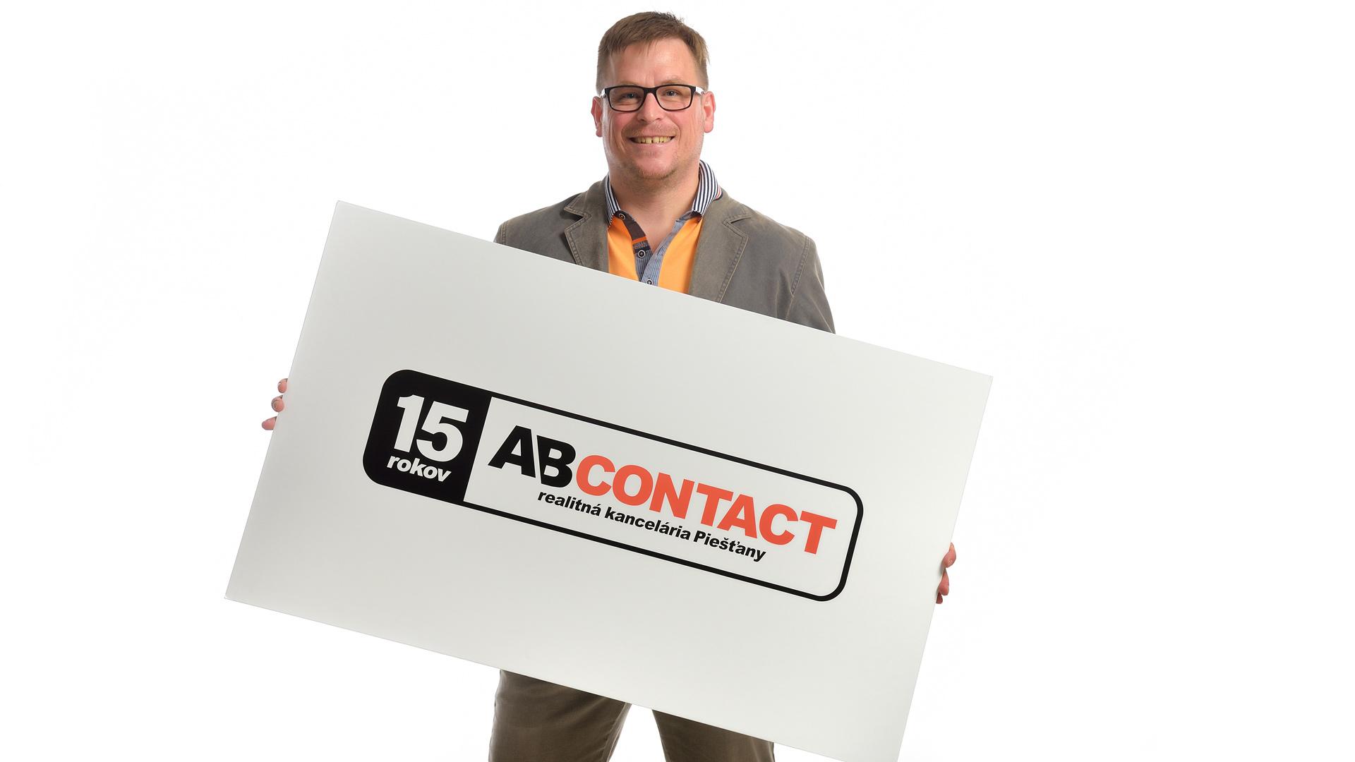 AB Contact oslavuje 15 rokov