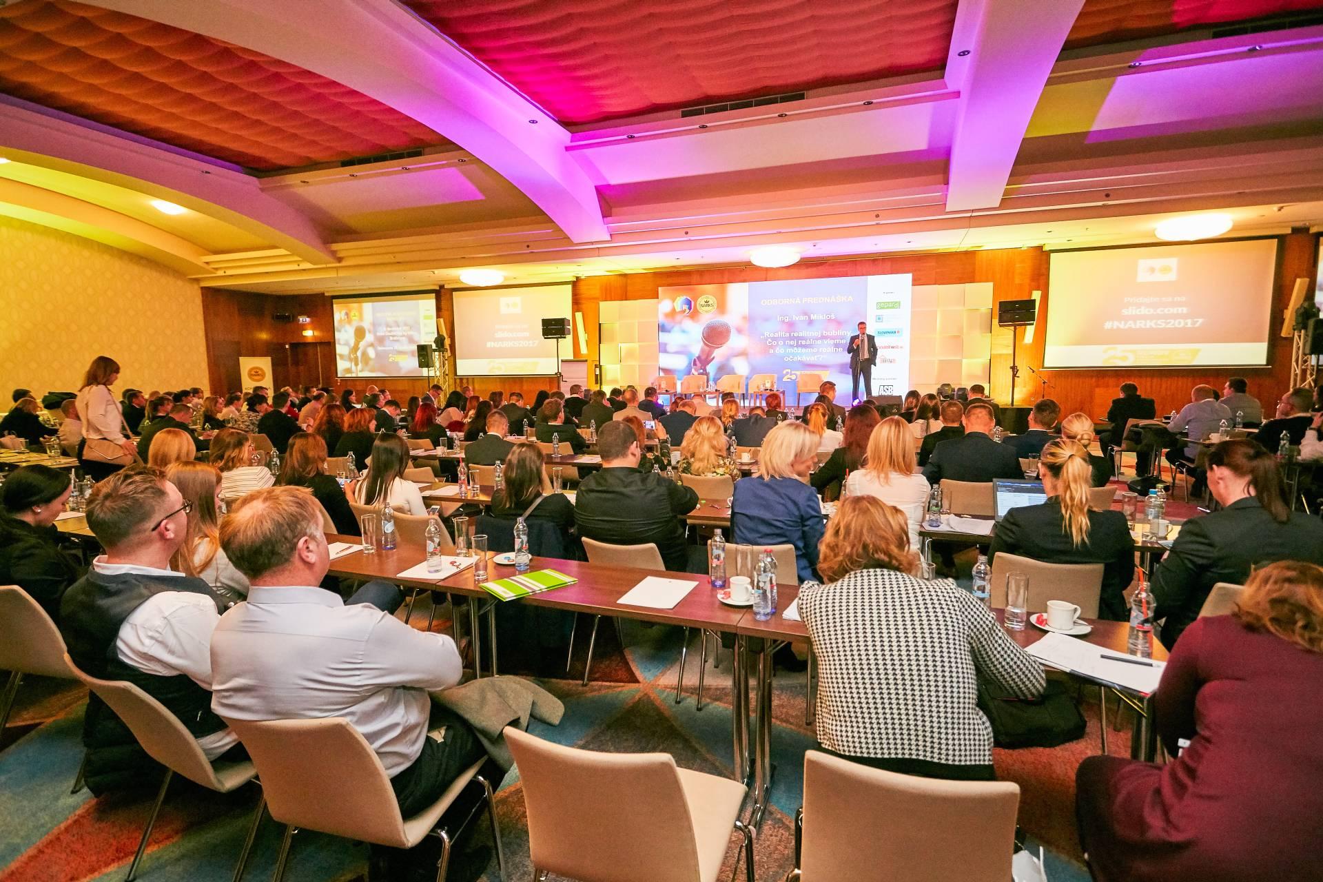 Realitná konferencia Narks 2017