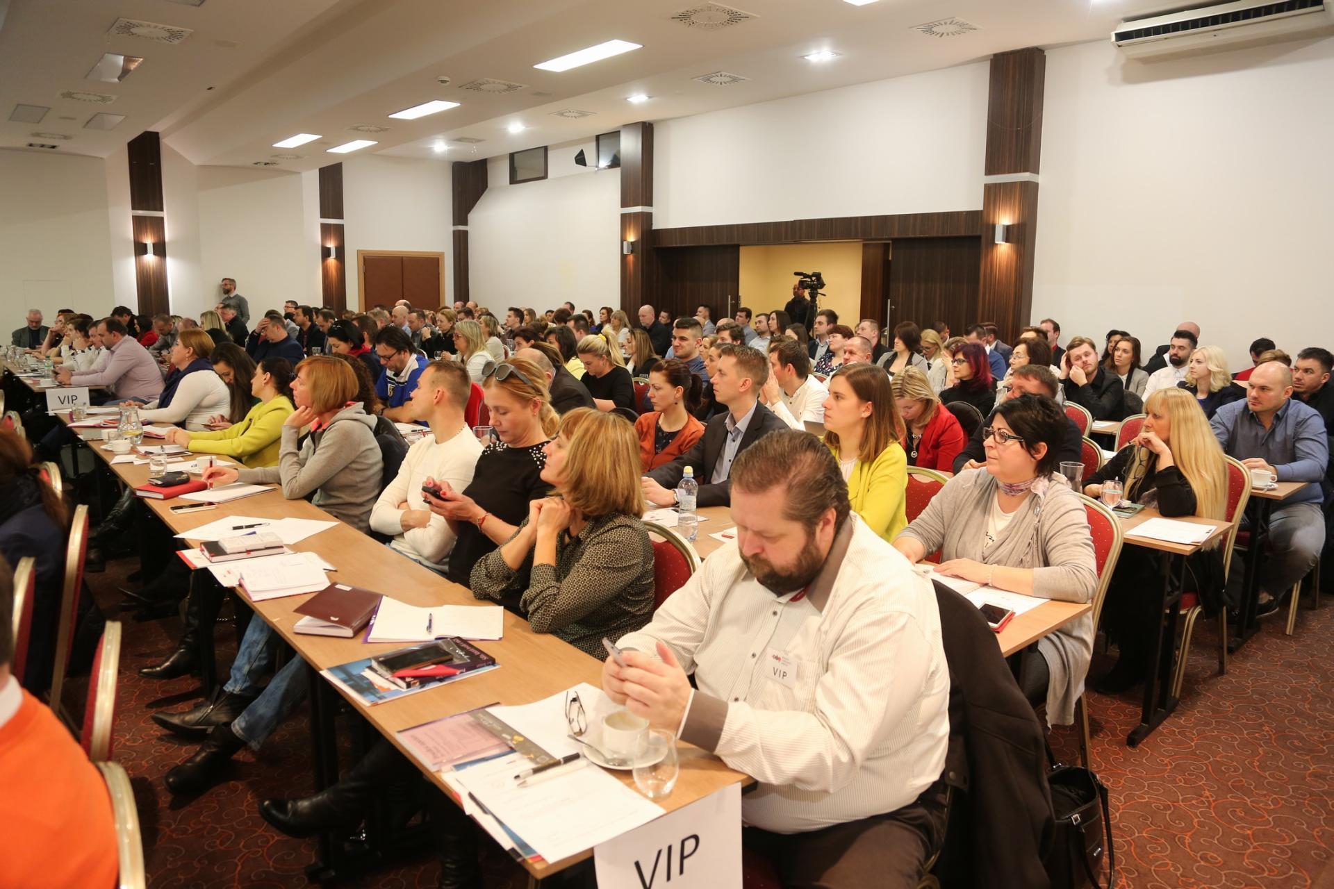 Odborná realitná konferencia RVI