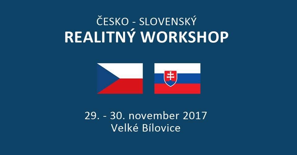 Česko-slovenský realitný workshop