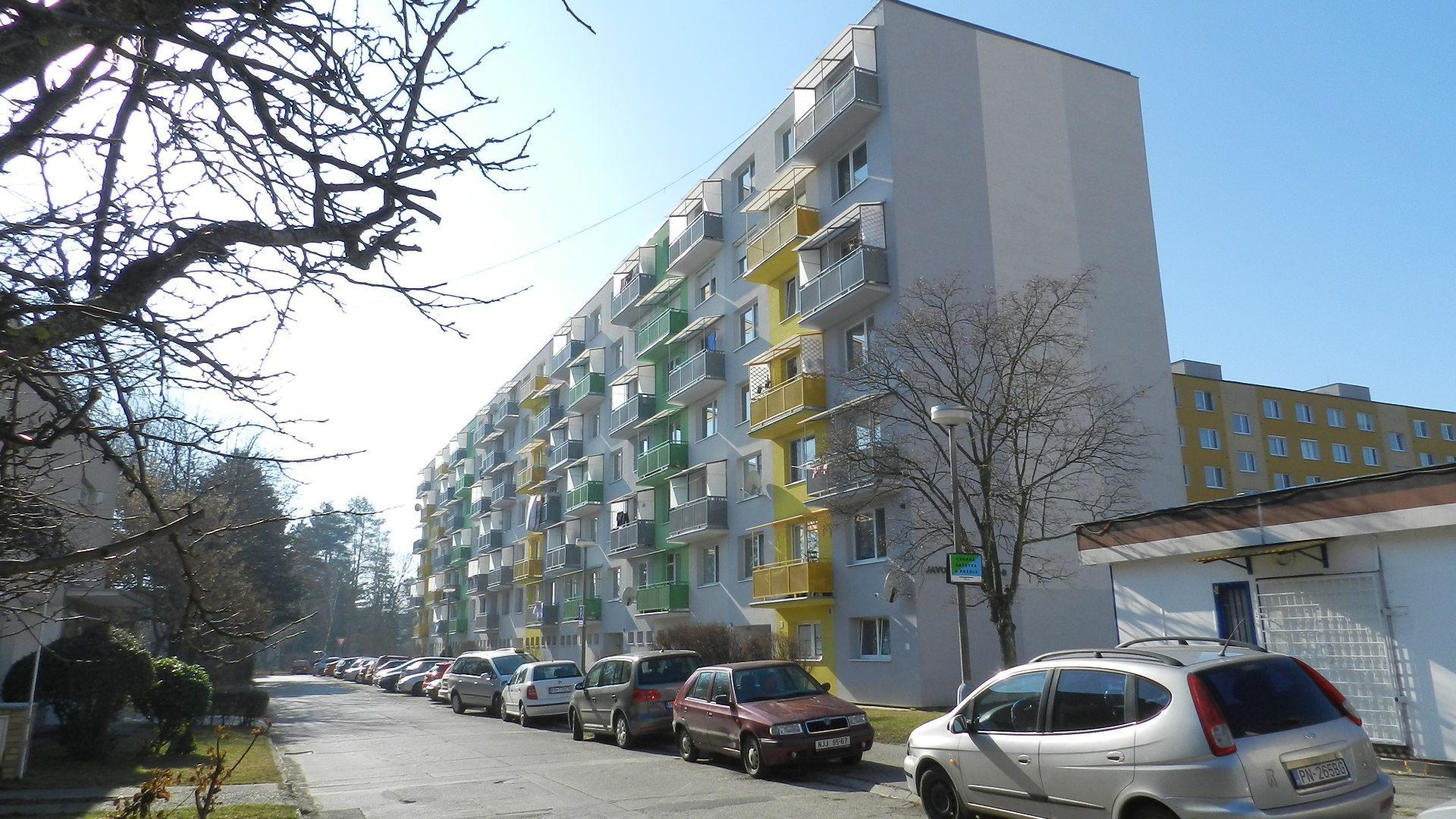 1-izbový byt na prízemí na sídlisku Juh