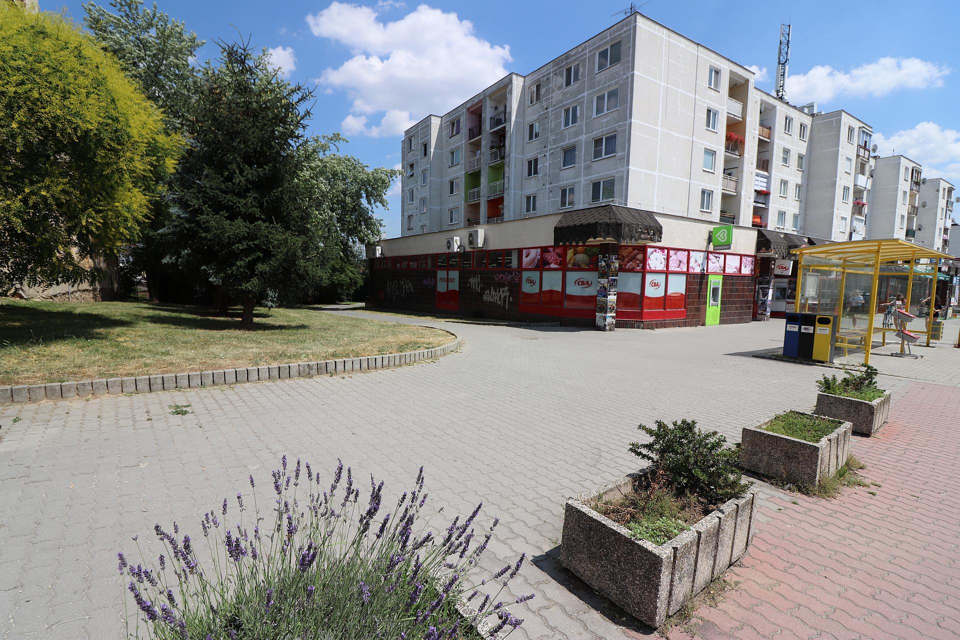 1 - izbový byt s v centre