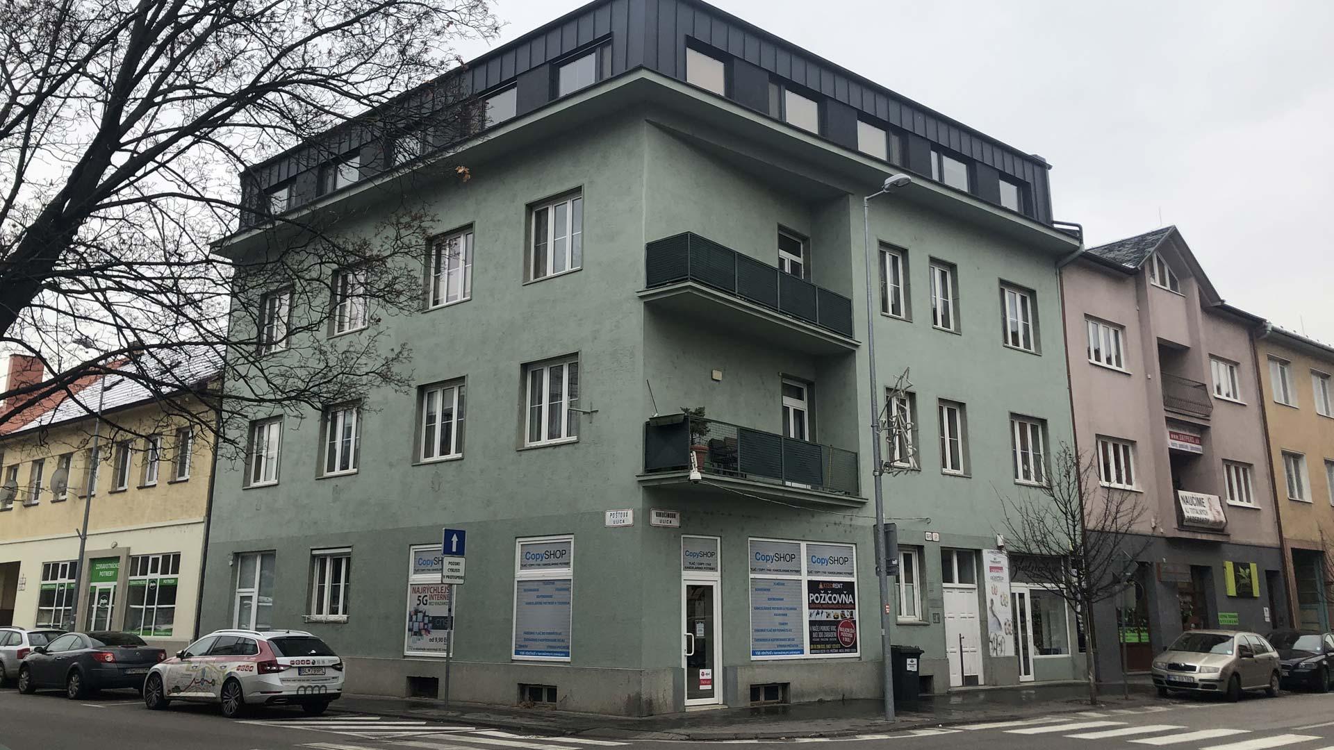Nová zariadená garsónka v centre Piešťan s BONUSOM