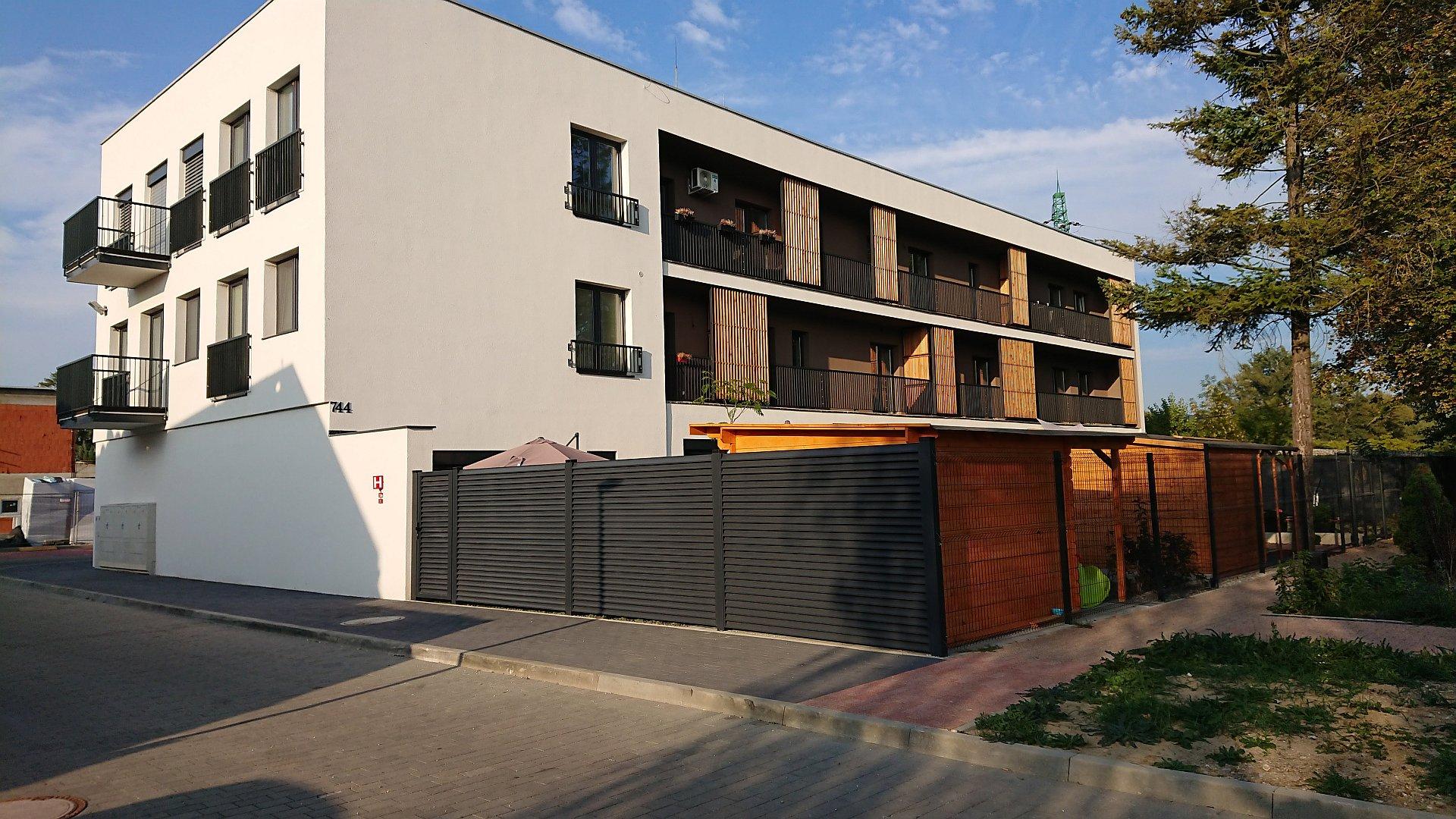 Apartmánové bývanie s parkovaním