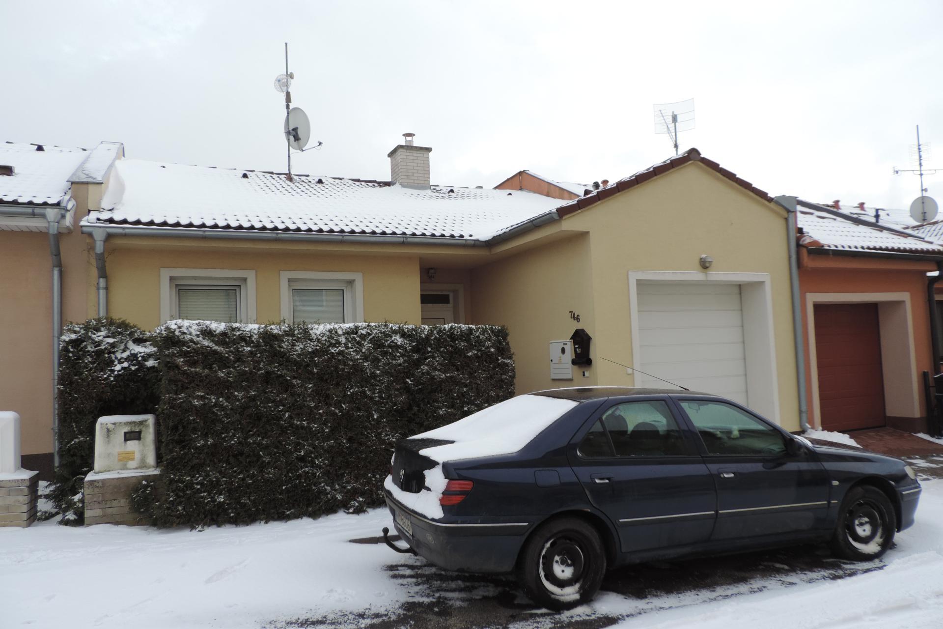 Rodinný dom s garážou v novej lokalite