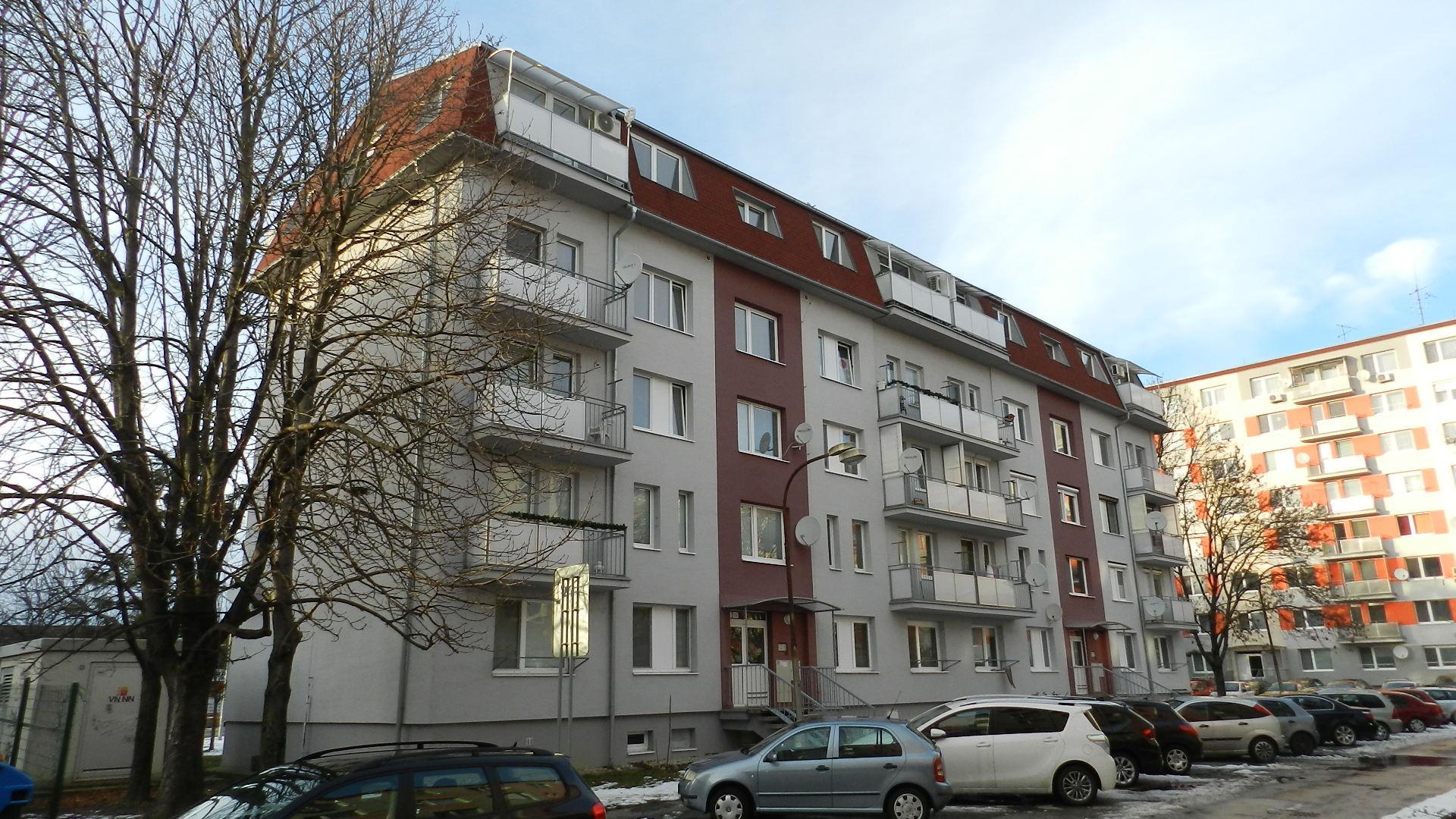 Vkusne zariadený 1-izbový byt v centre Piešťan
