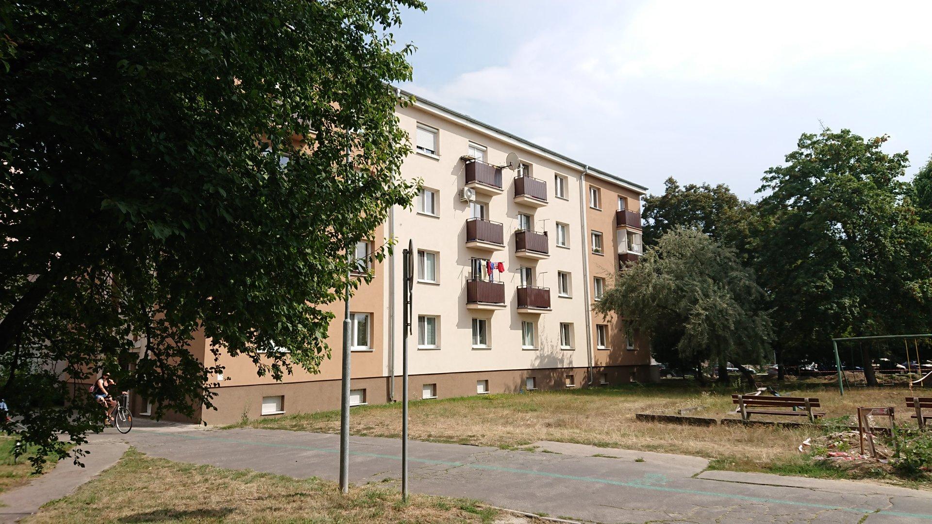 Zariadený apartmán pri centre