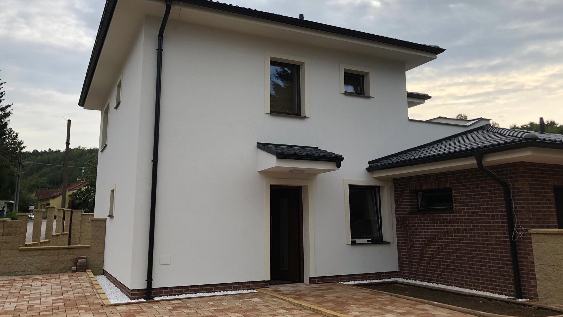 Zariadený dom na krásnom mieste