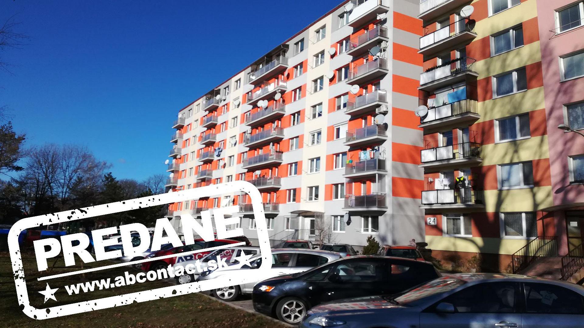 Predaj 1-izbového bytu na Teplickej ul. v Piešťanoch