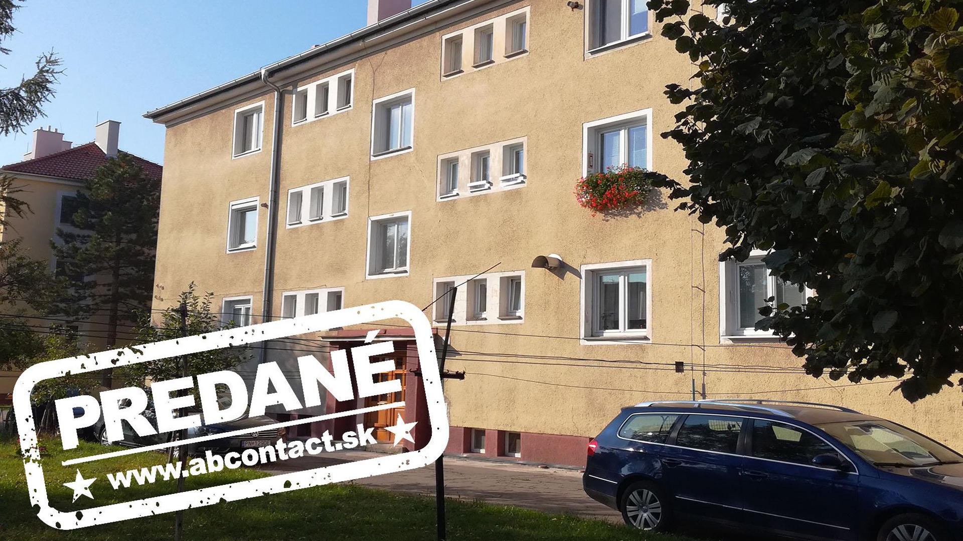 Predaj 3-izbového bytu Pod Párovcami v Piešťanoch
