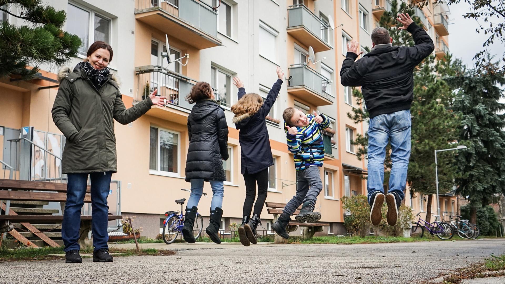Predaj dvojizbového bytu Hurbanova ulica Piešťany