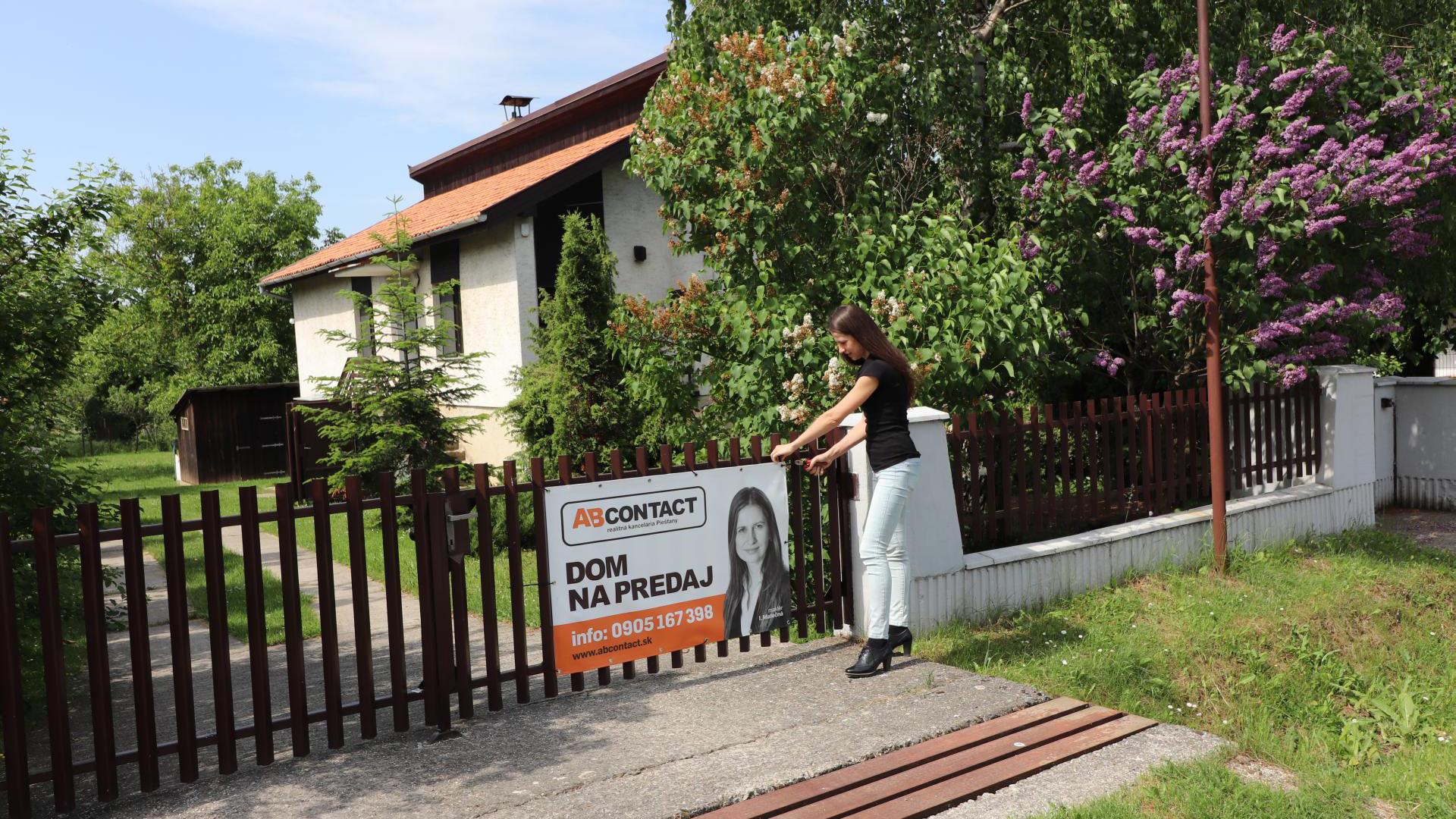 Predaj rodinného domu Svrbice