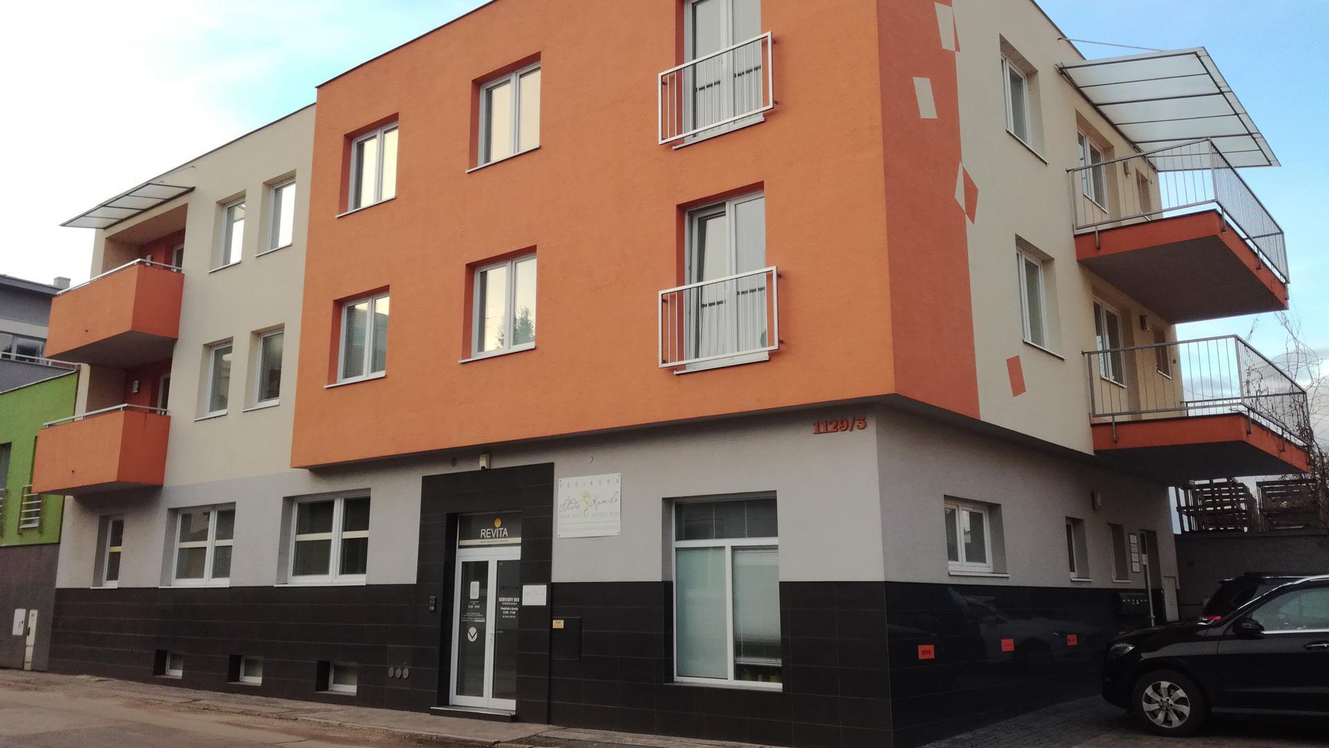 Prenájom bytov a nebytových priestorov na Kuzmányho ul. v Piešťanoch