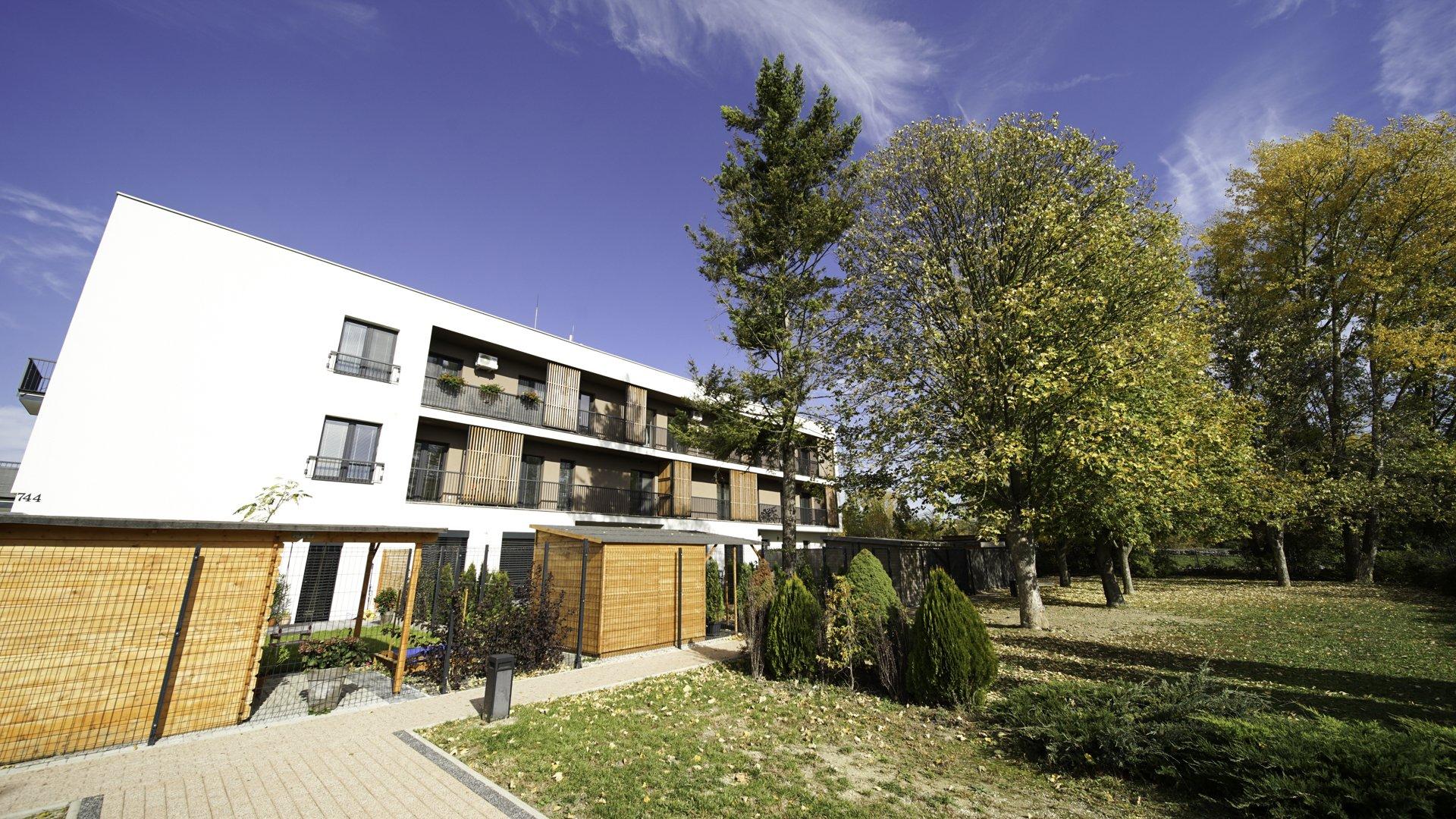 Prenájom dvojizbového bytu v Rezidencii Tematínska v Piešťanoch
